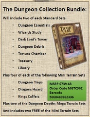 Terrain Crate - Dungeon Fsdu Bundle