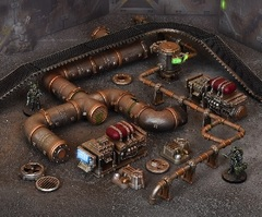 Terrain Crate - Industrial Accessories