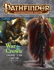 Pf128 War Of The Crown 2: Songbird, Scion Saboteur