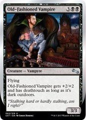 Old-Fashioned Vampire - Foil