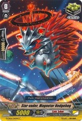 Star-vader, Magnetor Hedgehog - G-CB06/040EN - C