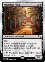 Masterful Ninja