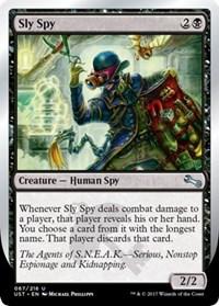 Sly Spy (A)