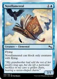 Novellamental (A - Charm)