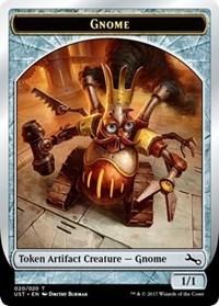 Gnome Token - Foil