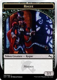 Token - Rogue - Foil (7/20)