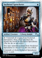 Socketed Sprocketer