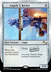 Angelic Rocket - Foil