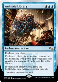 Animate Library - Foil