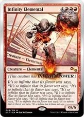 Infinity Elemental - Foil