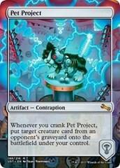Pet Project - Foil