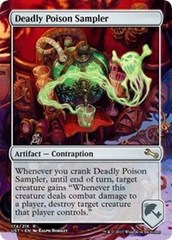 Deadly Poison Sampler - Foil