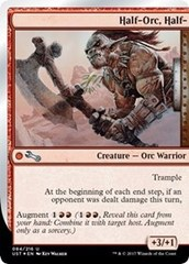 Half-Orc, Half- - Foil