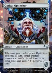 Optical Optimizer - Foil on Channel Fireball