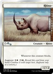 Rhino- - Foil