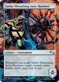 Turbo-Thwacking Auto-Hammer - Foil