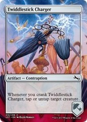 Twiddlestick Charger - Foil