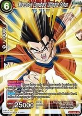 Miraculous Comeback Ultimate Gohan - BT2-006 - SR
