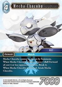 Mecha Chocobo - 4-045H