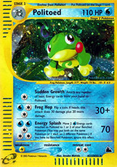 Politoed - H23/H32 - Holo Rare on Channel Fireball