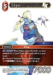 Edgar EX - 4-004H - Foil