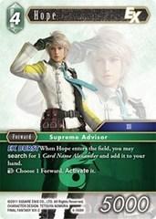Hope EX - 4-068H - Foil