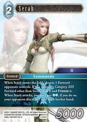 Serah - 4-037H - Foil