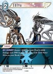 Shiva EX - 4-033C - Foil