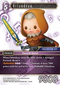 Orlandeau - 4-101H