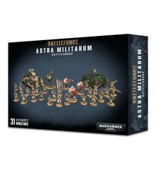 Battleforce:Astra Militarum Battle Group