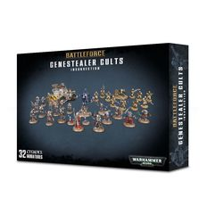 B/Force: Genestealer Cults Insurrection