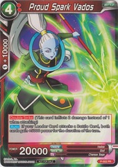 Proud Spark Vados (Foil Version) - P-002 - PR