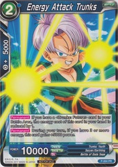 Energy Attack Trunks (Foil Version) - P-004 - PR