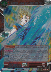 Vegito, Here to Save the Day - P-021 - PR