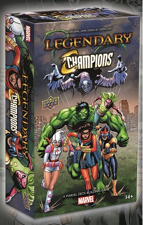 Marvel Legendary Champions Expansion