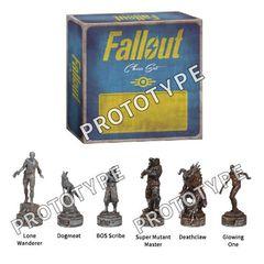Chess - Fallout