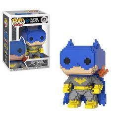 8-Bit Pop! Dc Heroes: Classic Batgirl