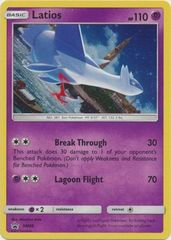 Latios - SM88 - SM Black Star Promo
