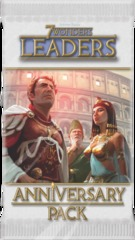 7 Wonders: Anniversary Pack - Leaders