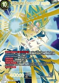 CARTE DBS BT2-117 C UNION FORCE Dragon Ball Super Card Game