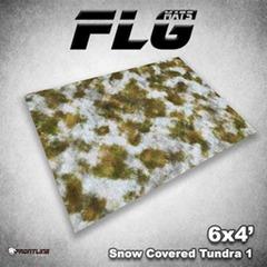Flg Mat Snow Covered Tundra 4X6