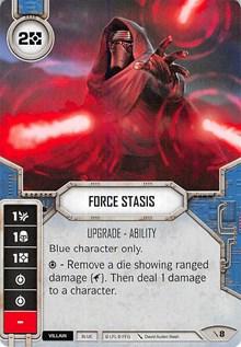 Force Stasis