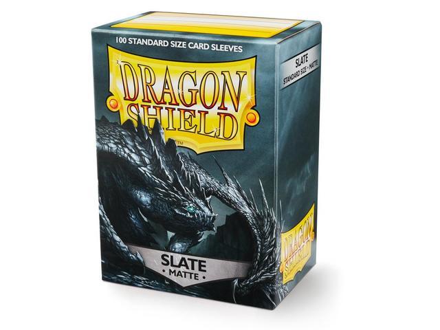 Dragon Shield Box of 100 Matte Slate 11027