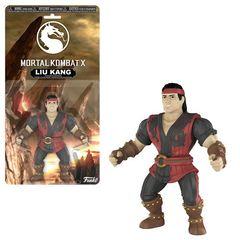 Savage World: Mortal Kombat X - Liu Kang Action Figure
