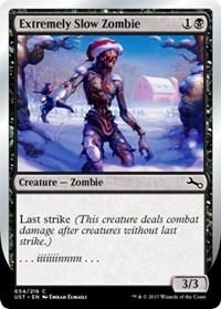 Extremely Slow Zombie (C - iiiiiiinnnn)