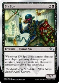 Sly Spy (B)