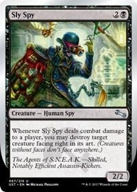 Sly Spy (D)