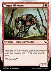 Target Minotaur (D - Vines)