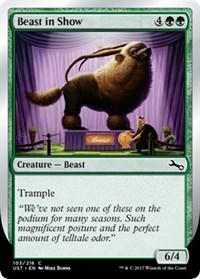 Beast in Show (B) - Foil