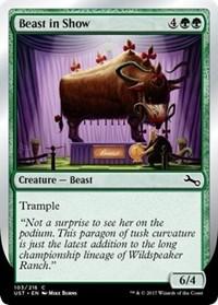 Beast in Show (D) - Foil
